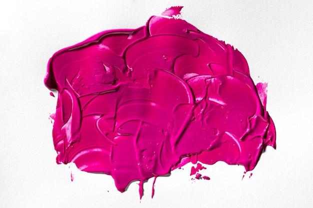 抽象芸術マゼンタペイント汚れ 無料写真