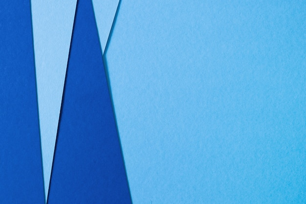 Abstract background of blue texture paper Free Photo