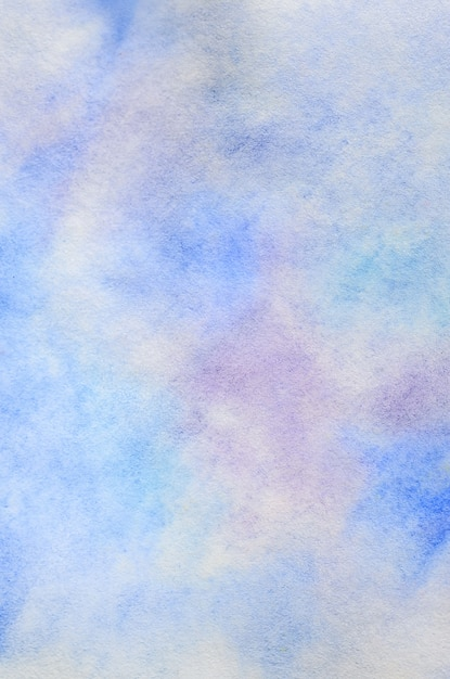 Abstract background in the form of watercolor strokes and drops Premium Photo