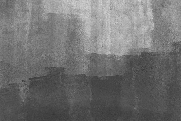 Abstract background from black color painted on white wall. art backdrop. Premium Photo