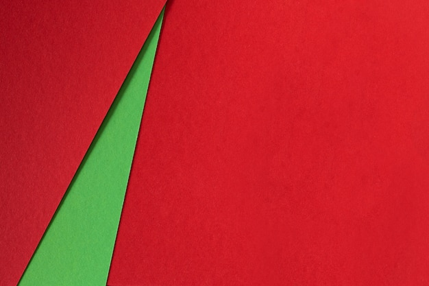 Abstract background of green and red texture paper Free Photo