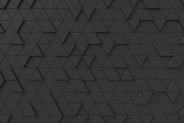 Abstract background of modern wall. 3d rendering. Premium Photo