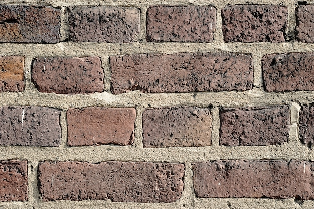 Abstract background - old brick wall Premium Photo