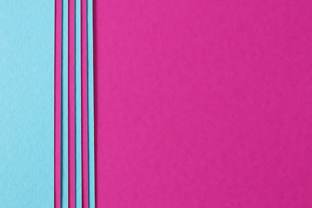 Abstract background of pink and blue composition with texture paperboard Free Photo