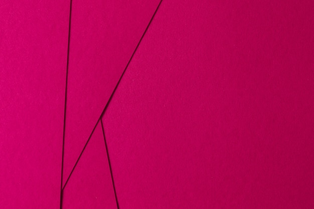 Abstract background of pink geometric composition with texture paperboard Free Photo