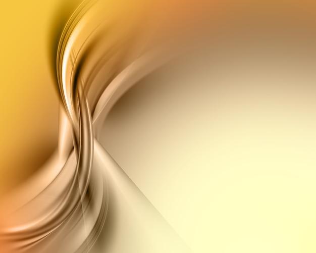 부드럽게 흐르는 곡선으로 추상적 인 배경 무료 사진