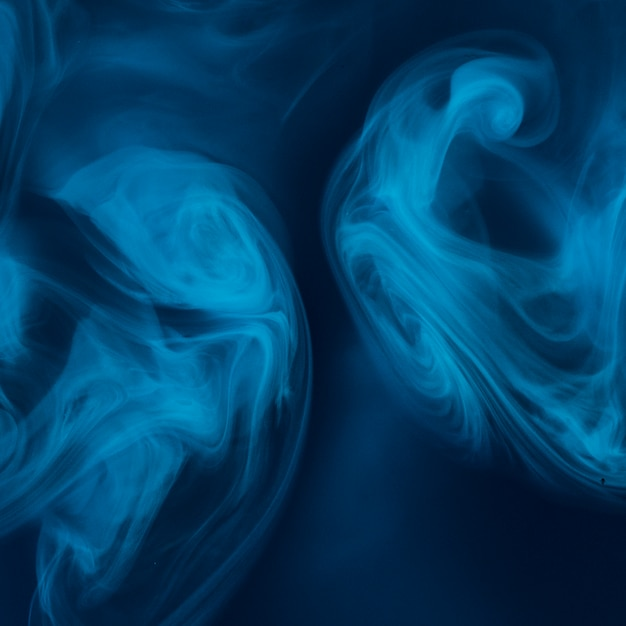 Abstract blue background marble texture backdrop Free Photo