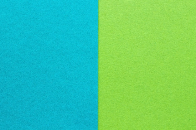 Abstract blue and green paper background, texture Premium Photo