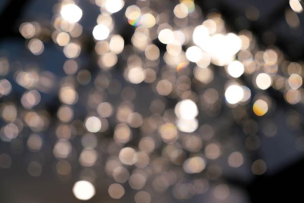 Abstract blur bokeh light | Free Photo