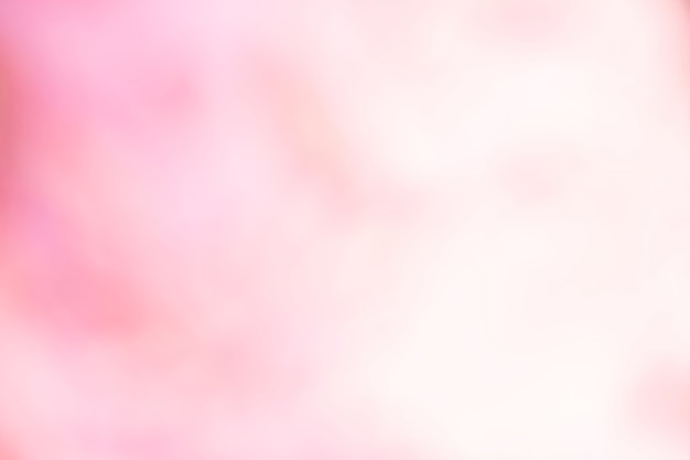 Abstract Blur Light Gradient Pink Soft Pastel Color