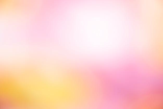 Premium Photo Abstract Blur Light Gradient Pink Soft Pastel Color Wallpaper Background