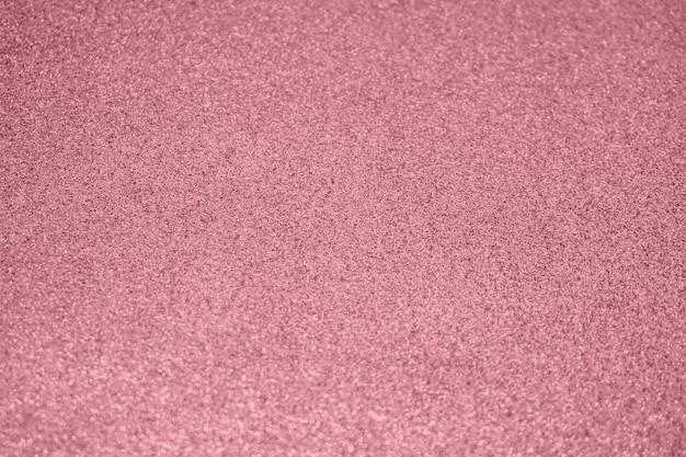 Abstract blur rose gold glitter sparkle defocused bokeh light Premium Photo