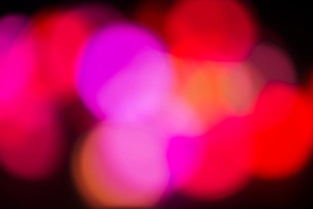 抽象的な背景がぼやけている-光漏れ 無料写真