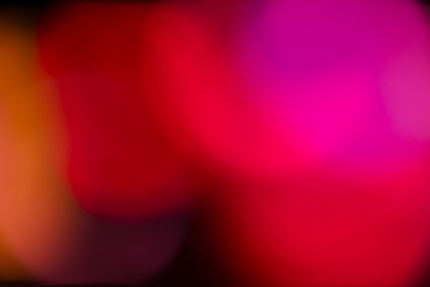 Abstract blurred background - light leaks Free Photo