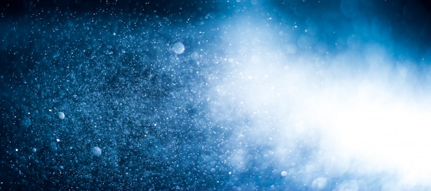 Abstract bokeh background Premium Photo
