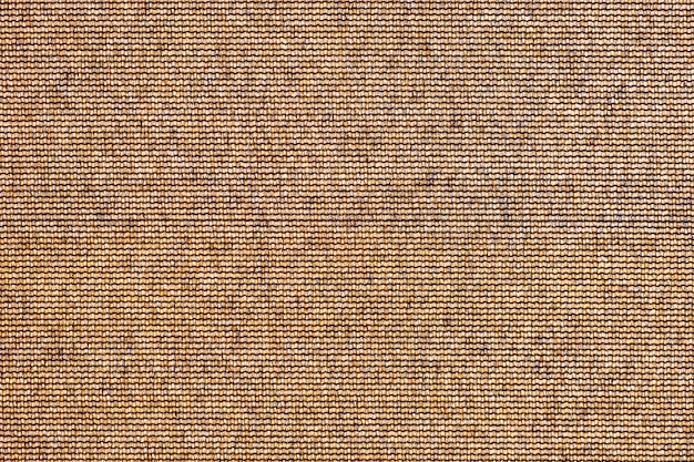 Abstract brown texture background. surface of rough sack cloth canvas as backdrop Premium Photo