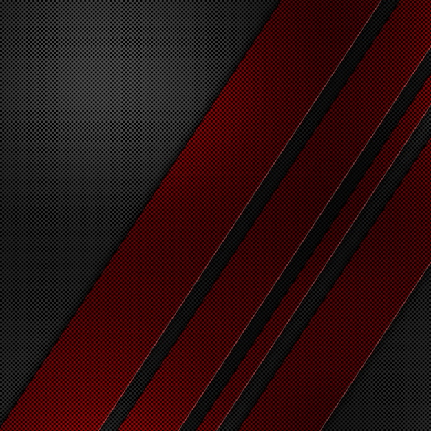 Abstract carbon fibre texture background Free Photo