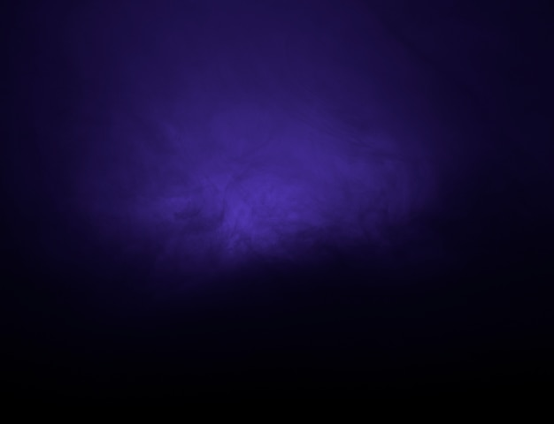 Abstract cloud of purple haze in darkness Free Photo