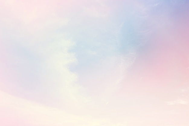 Abstract color clouds sky pastel color creative colorful - Color gradation wallpaper ...