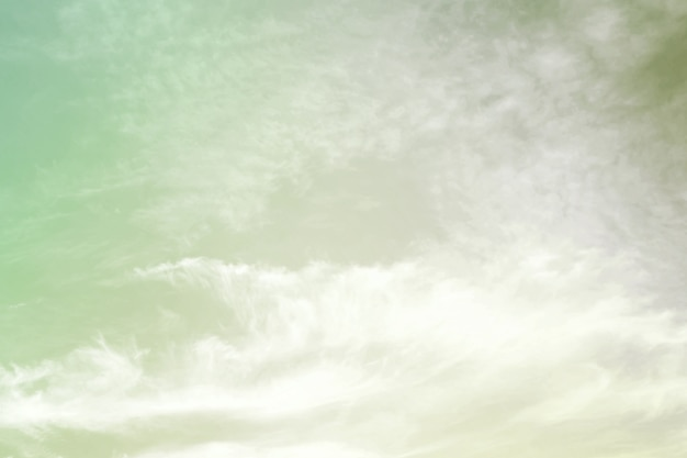 Abstract Color Clouds Sky Pastel Color Creative Colorful