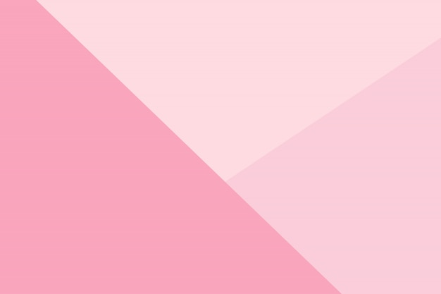 Abstract colored three tone paper vector background. Premium Photo