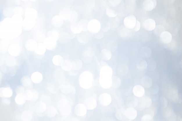 Abstract colorful defocused background woth festive light bokeh Premium Photo