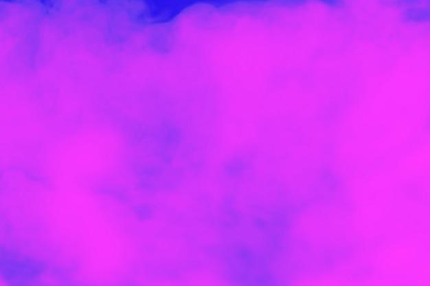 Абстрактный красочный фон дыма. Premium Фотографии
