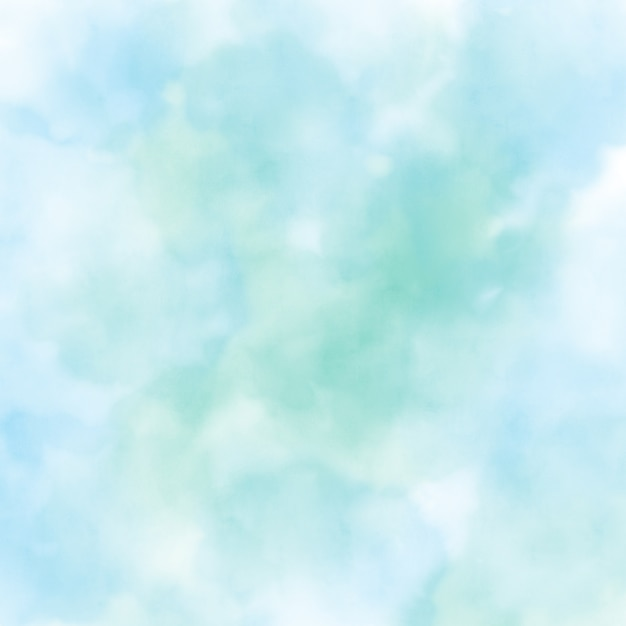 Abstract colorful watercolor for background Premium Photo