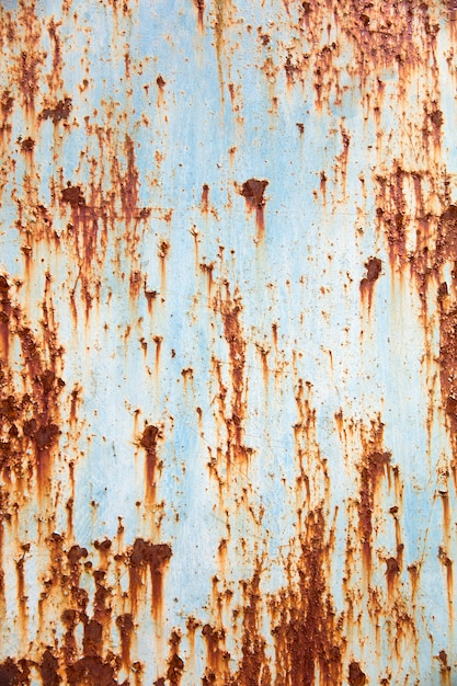 Abstract corroded colorful rusty metal background Premium Photo