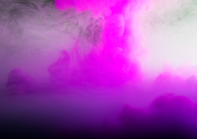 Abstract dense pink waving fog Free Photo