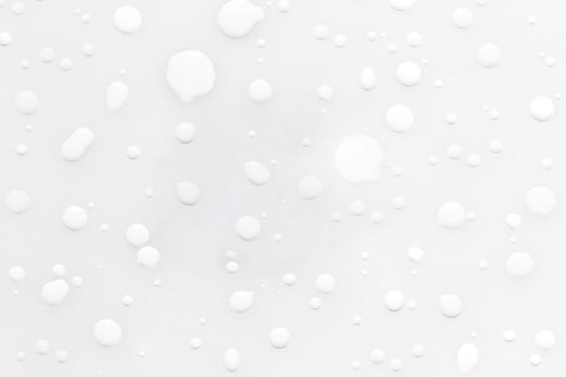 Абстрактные капли дождя белой краской Бесплатные Фотографии