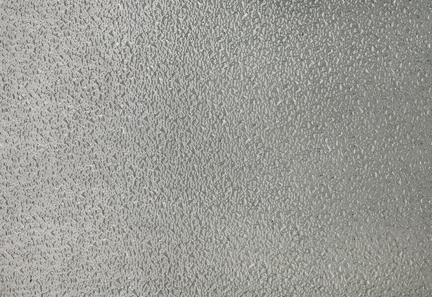 Abstract glass surface texture, frosted glass. Premium Photo