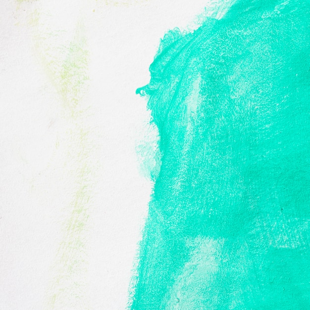 Abstract green watercolor background Free Photo