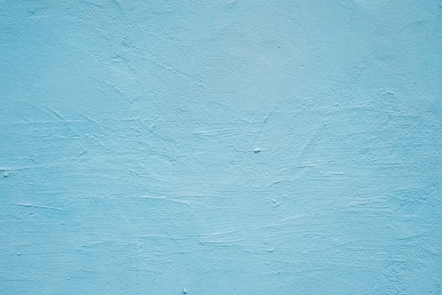 Abstract grunge decorative blue plaster wall background with winter pattern. Premium Photo