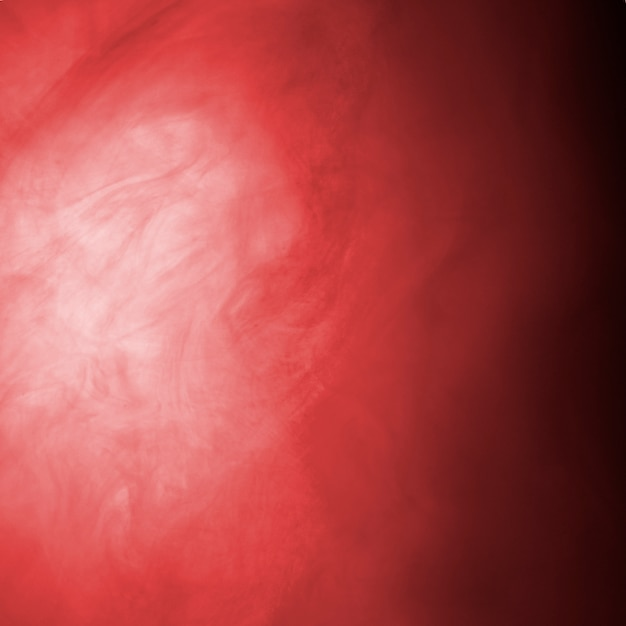 Abstract heavy cloud of red haze Free Photo
