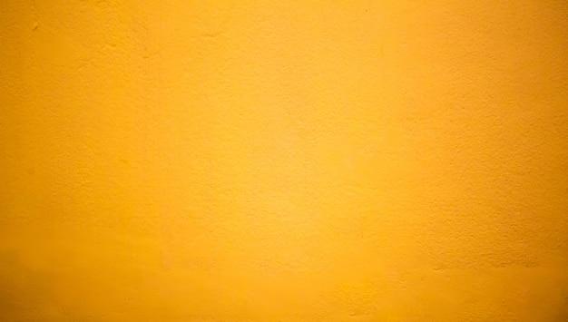 추상 럭셔리 분명 노란색 벽 배경, 배경 및 레이아웃으로 잘 사용합니다. 무료 사진