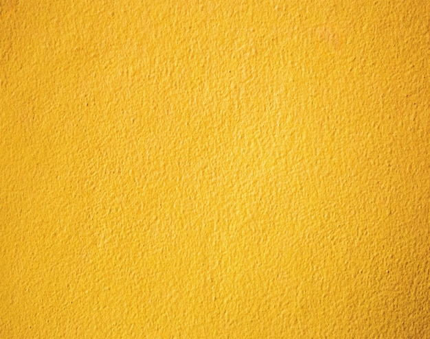 Abstract Luxury Clear Yellow Wall Well Use As Backdrop