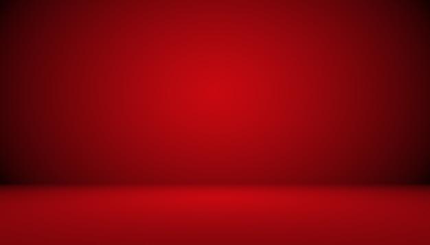 추상 럭셔리 부드러운 빨간색 배경 프리미엄 사진