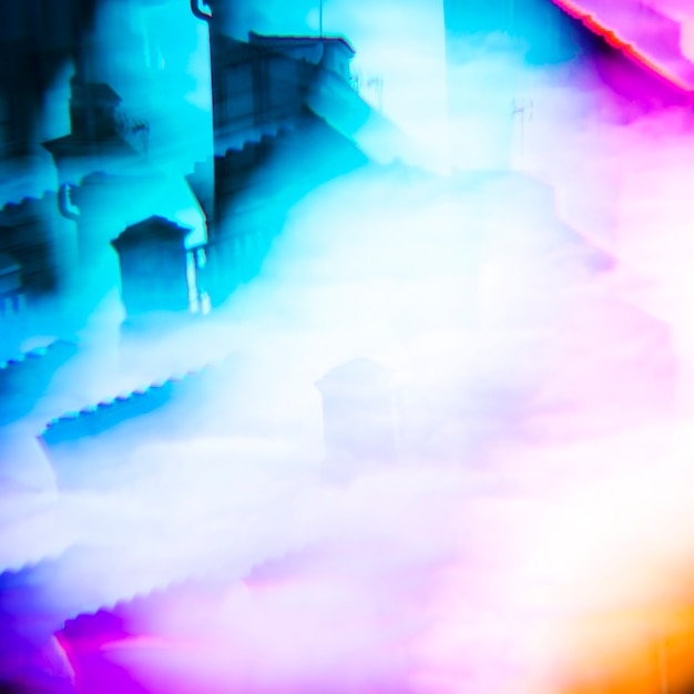 Abstract multi colored background Free Photo