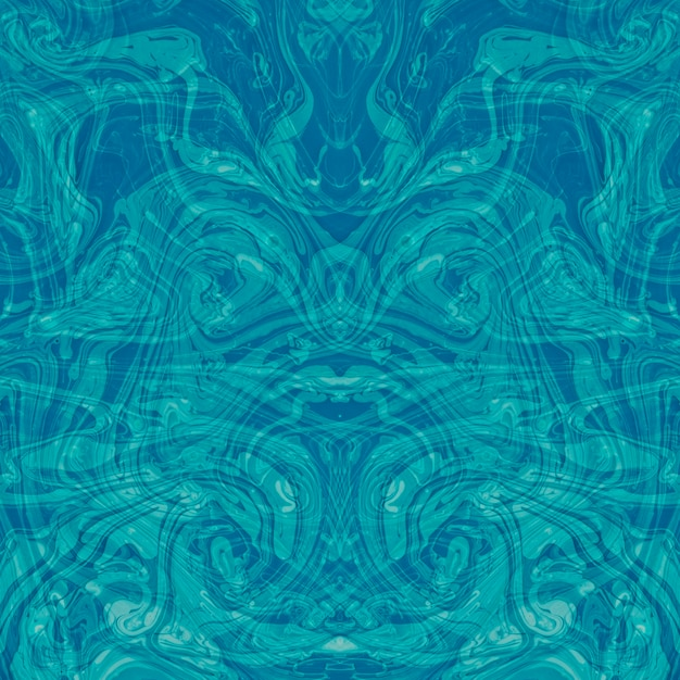 An abstract oil paint symmetrical design texture background Free Photo