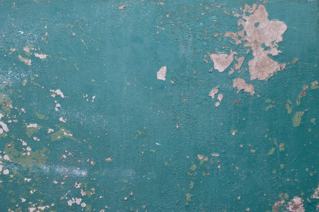 Abstract old blue cement wall texture Premium Photo