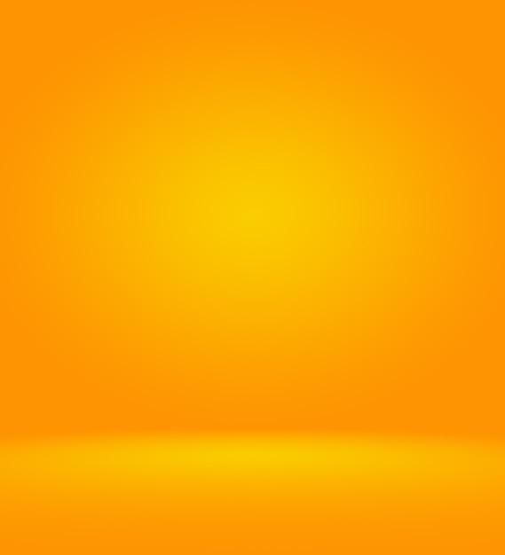 추상 오렌지 배경 레이아웃 디자인, 스튜디오, 방 프리미엄 사진