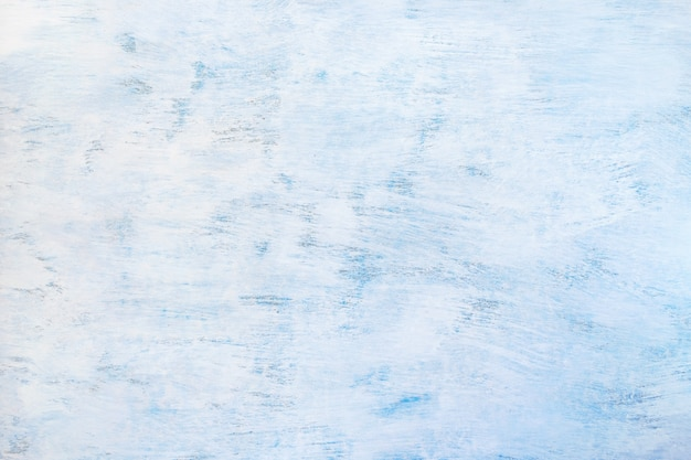 Abstract painted light blue background. blue wooden texture Premium Photo