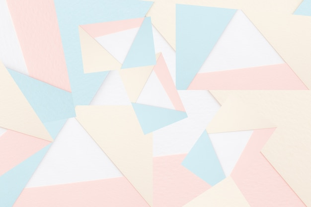 Abstract Paper Colorful Backgroundcreative Pastel Wallpaper Premium P O