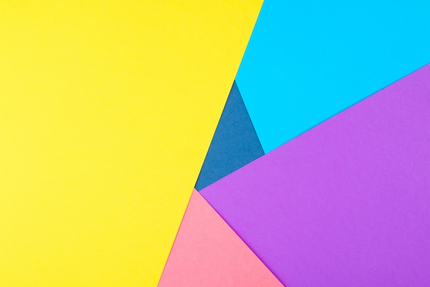 Abstract paper is colorful background, creative design for pastel wallpaper Premium Photo