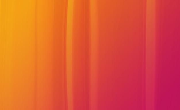 抽象的なパターン美しいオレンジグラデーションテクスチャ背景 Premium写真