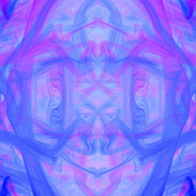 Abstract pink and purple kaleidoscope fantasy texture backdrop Free Photo