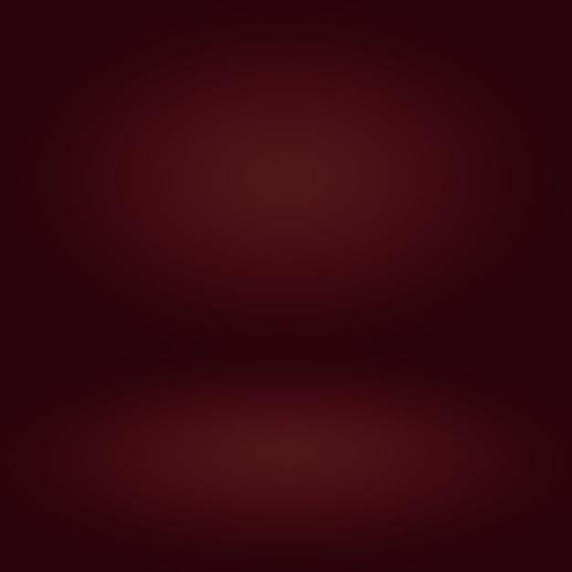 추상 빨간색 배경입니다. 그림은 웹 광고 또는 스탠드 제품을 사용할 수 있습니다. 빈 공간 어두운 그라데이션 벽입니다. 프리미엄 사진