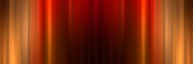 Абстрактный красный фон вертикальные линии. Premium Фотографии