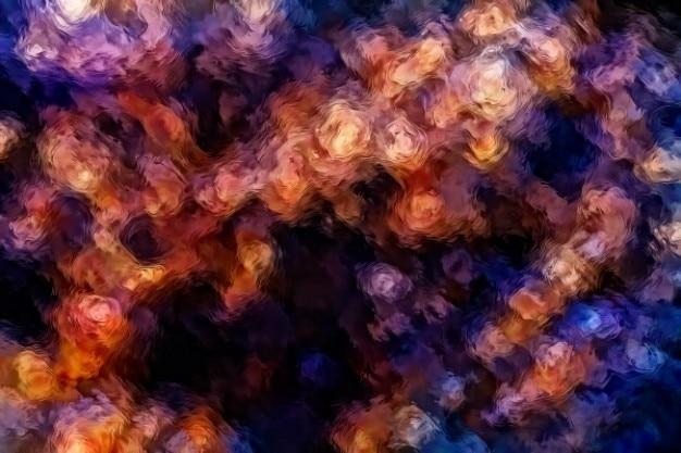 抽象煙テクスチャ 無料写真